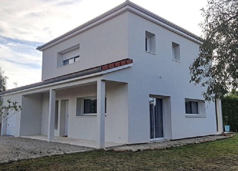 Maison à vendre 120m2 à Attignat