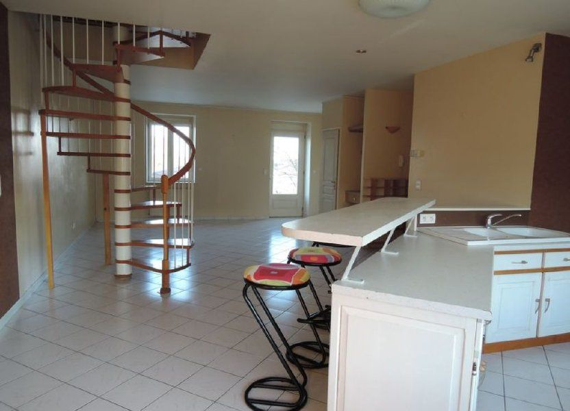 Appartement à vendre 110m2 à Tavaux