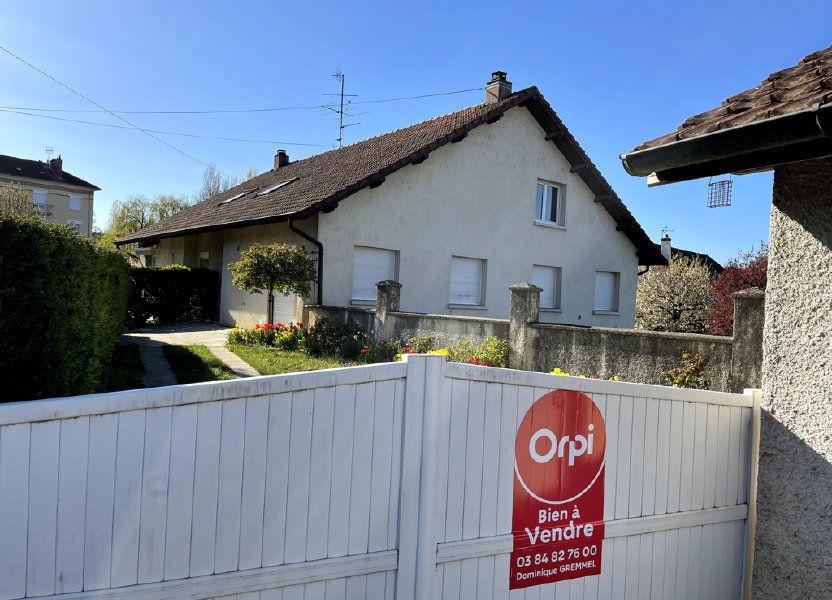 Maison à vendre 139m2 à Dole