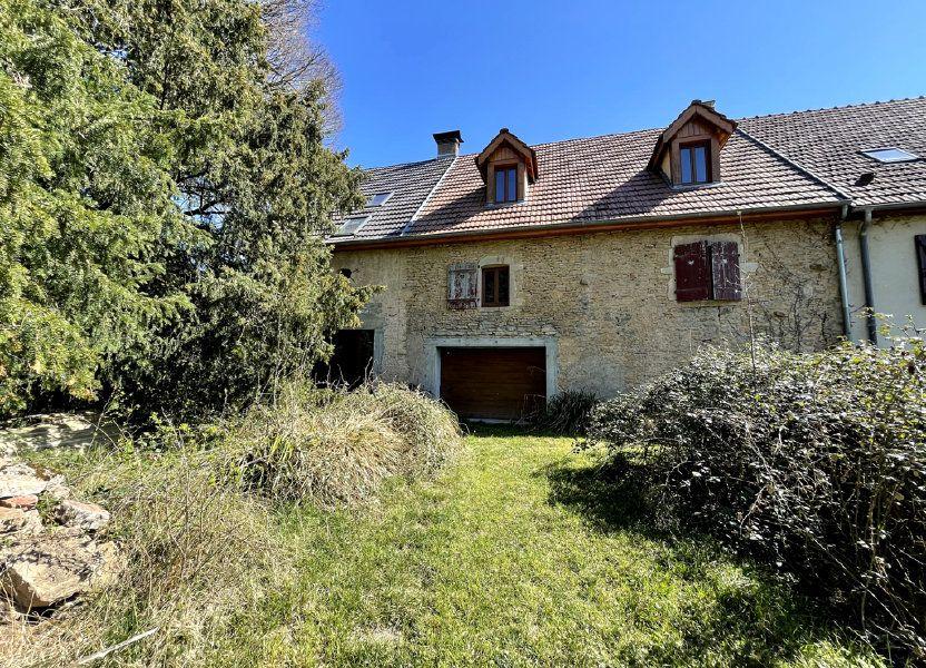 Maison à vendre 226m2 à Montmirey-la-Ville