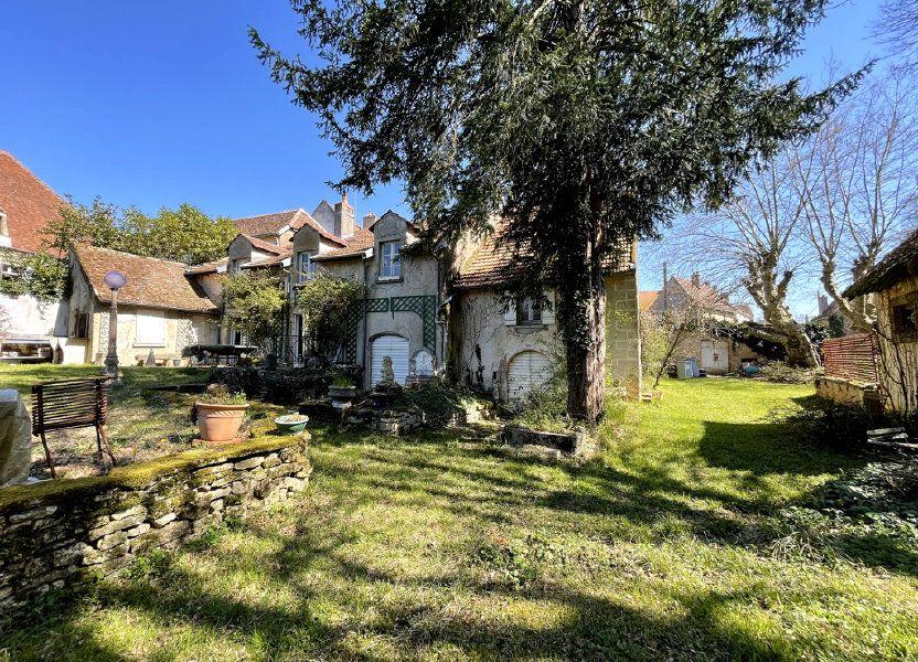 Maison à vendre 165m2 à Montmirey-la-Ville