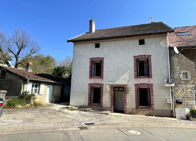Maison à vendre 115m2 à Choisey
