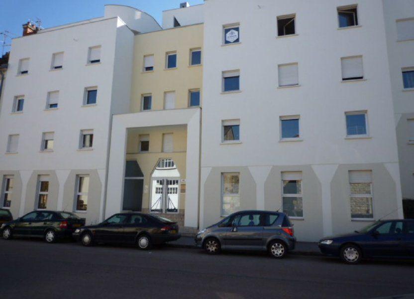 Appartement à louer 23.68m2 à Dijon