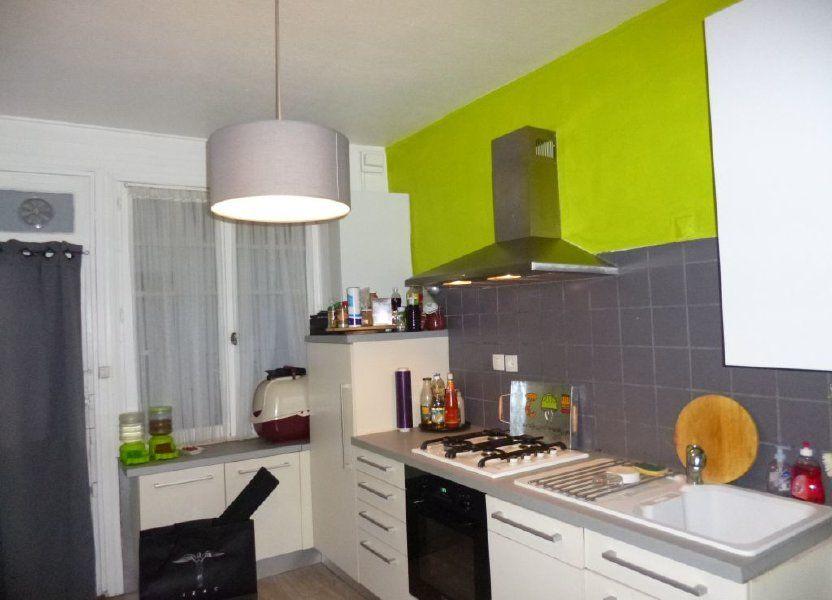 Maison à louer 55m2 à Fontaine-lès-Dijon