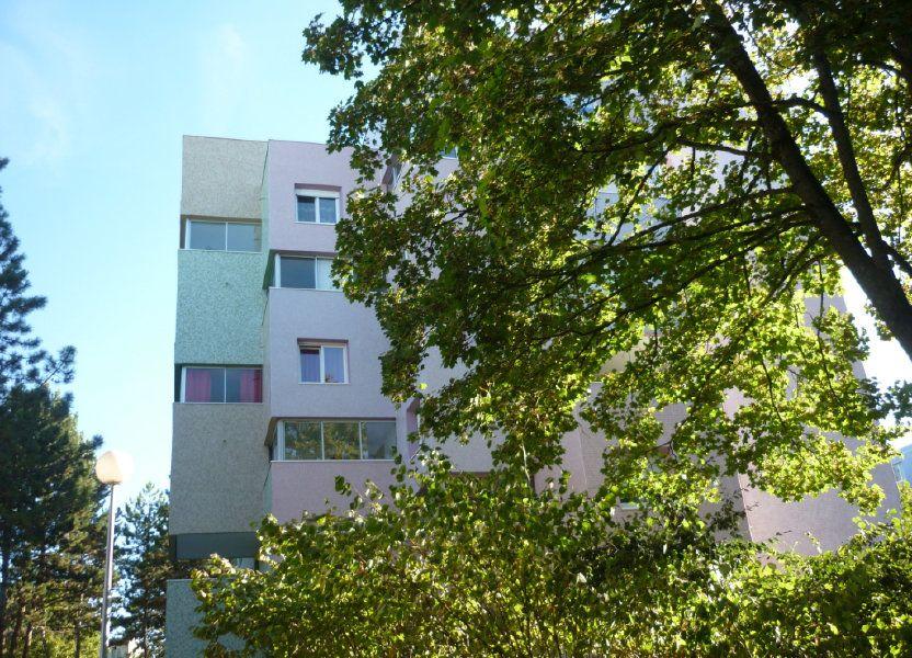 Appartement à louer 53.36m2 à Quetigny