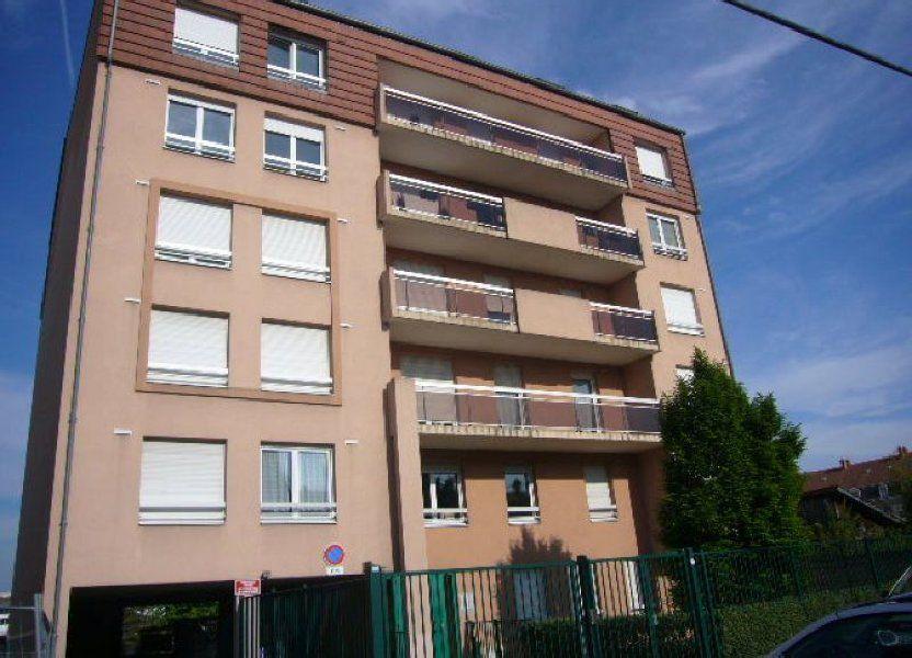 Appartement à louer 22m2 à Dijon