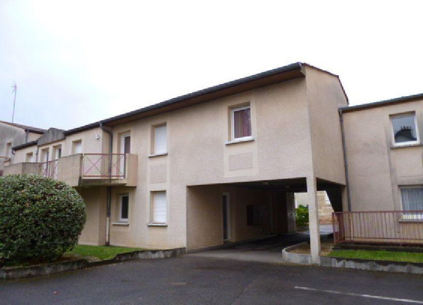 Appartement à louer 20.29m2 à Dijon