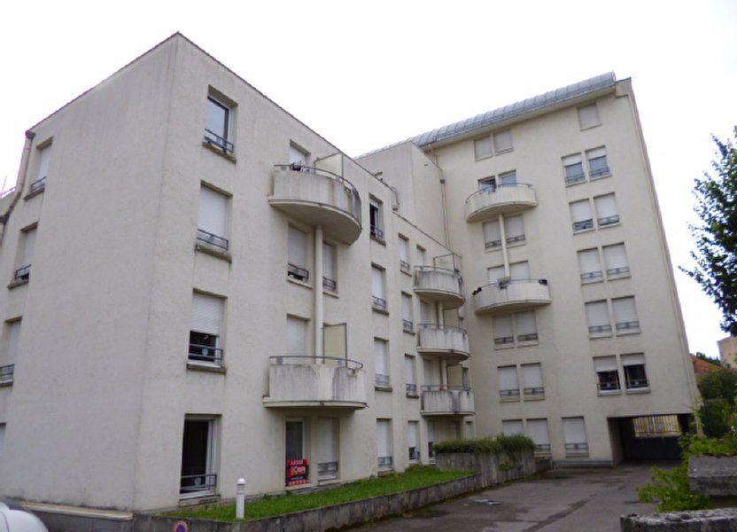 Appartement à louer 23.78m2 à Dijon