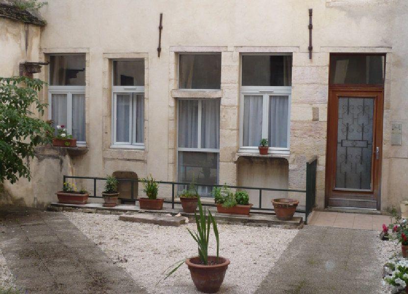 Appartement à louer 42.39m2 à Dijon