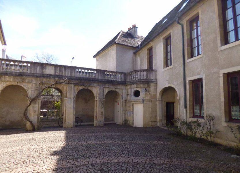Appartement à louer 57.9m2 à Dijon