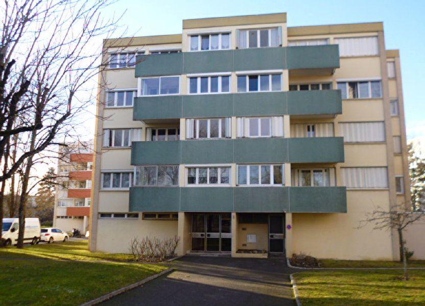 Appartement à louer 55.47m2 à Dijon