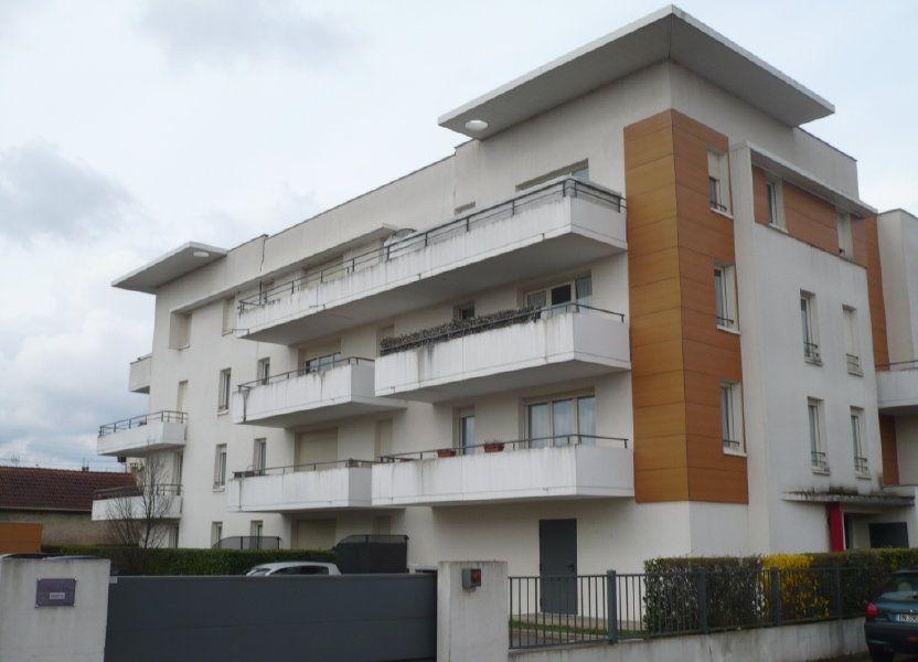 Appartement à louer 37m2 à Dijon