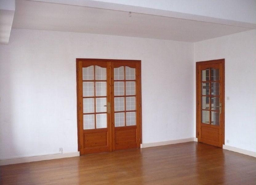 Appartement à louer 89m2 à Dijon