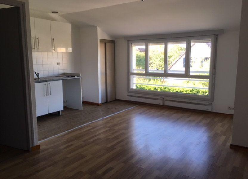 Appartement à louer 50m2 à Rouvres-en-Plaine