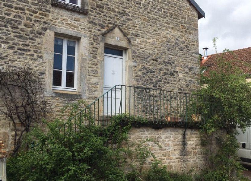 Maison à vendre 80m2 à Barbirey-sur-Ouche
