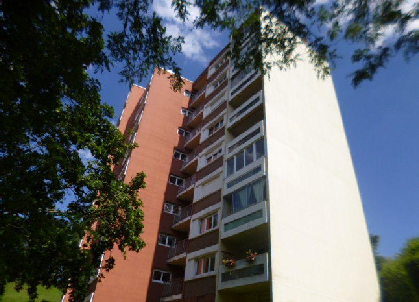 Appartement à vendre 62.37m2 à Le Creusot