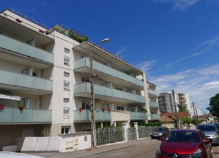 Appartement à vendre 53m2 à Dijon