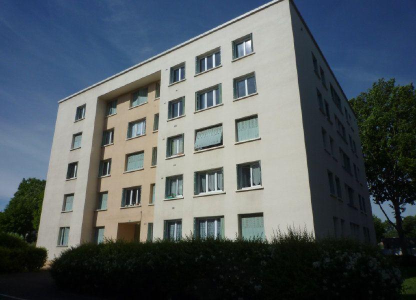 Appartement à vendre 73m2 à Dijon