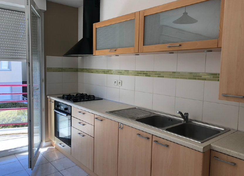 Appartement à louer 50.4m2 à Dijon