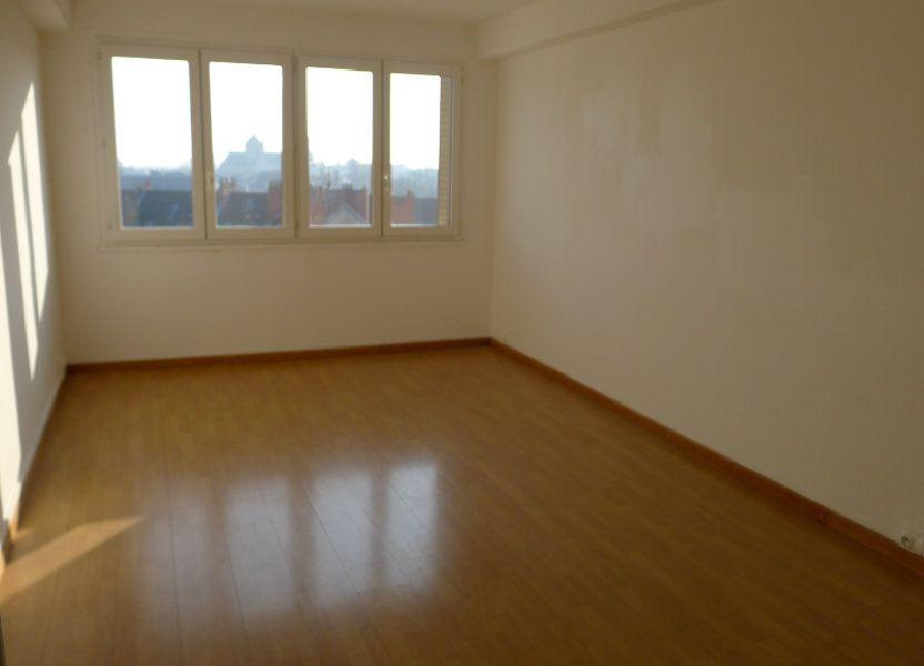 Appartement à vendre 52.7m2 à Dijon