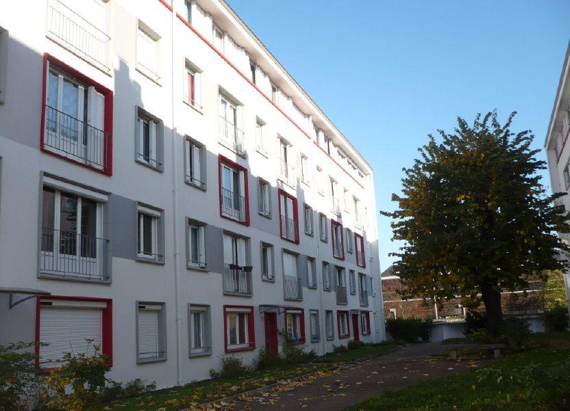 Appartement à louer 54.68m2 à Dijon