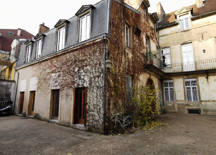 Appartement à vendre 35m2 à Dijon