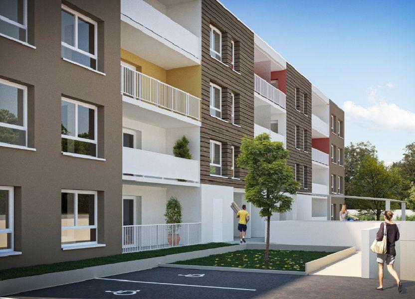 Appartement à vendre 66m2 à Chenôve