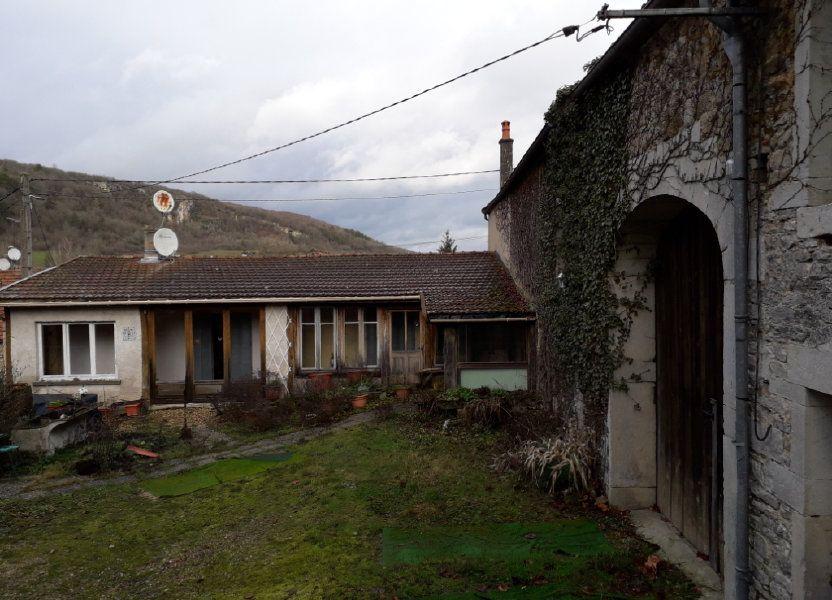Maison à vendre 120m2 à Bligny-sur-Ouche
