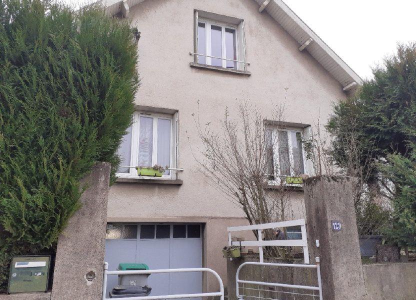 Maison à vendre 103m2 à Dijon