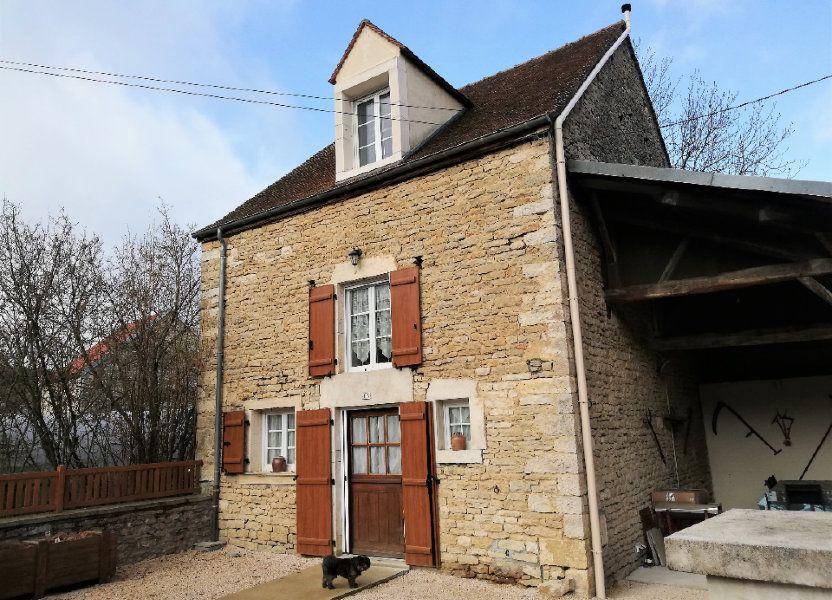 Maison à vendre 150m2 à Bligny-sur-Ouche