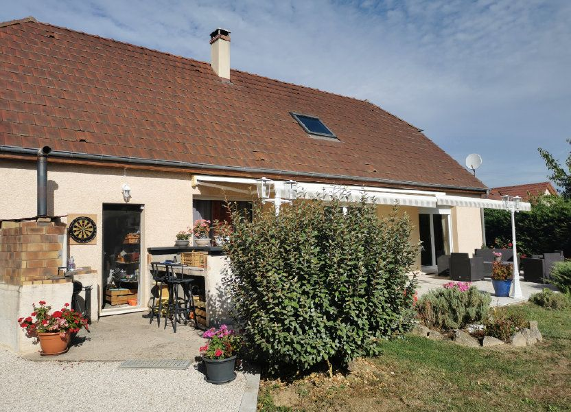 Maison à vendre 150m2 à Saint-Léger-Triey