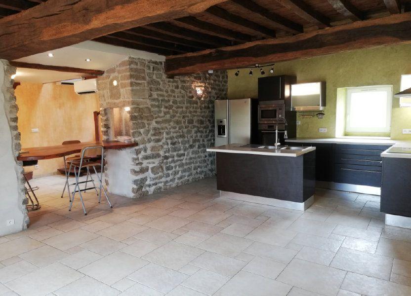 Maison à vendre 120m2 à Antigny-la-Ville
