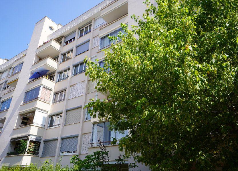 Appartement à louer 50.42m2 à Dijon