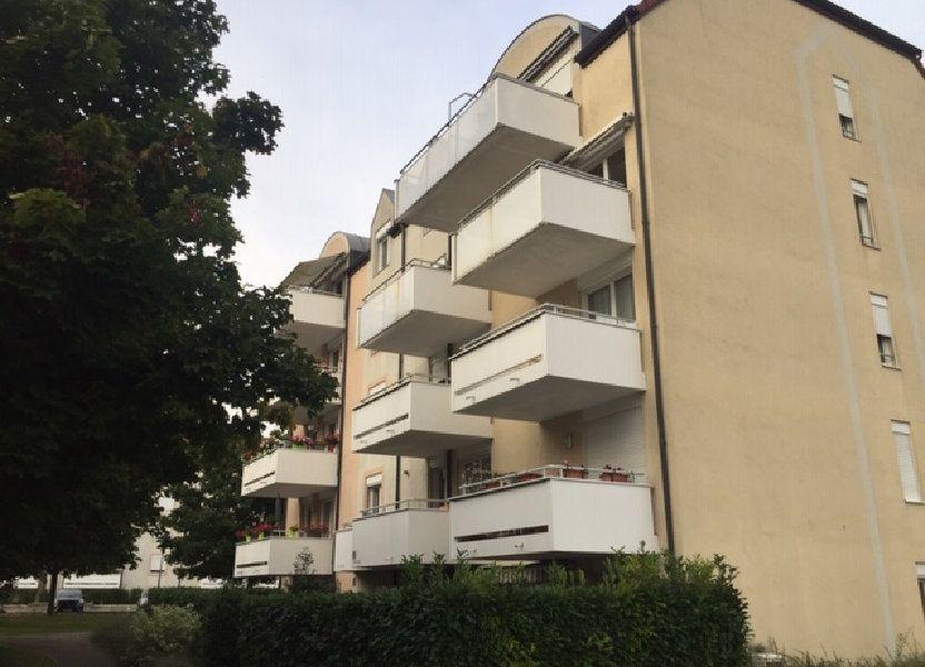 Appartement à louer 42m2 à Dijon