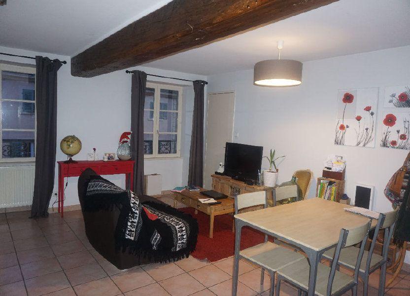 Appartement à louer 50m2 à Pont-de-Vaux
