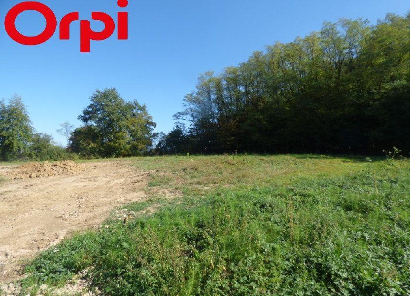 Terrain à vendre 798m2 à Romenay