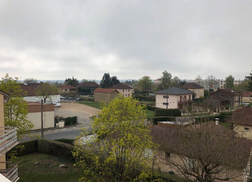 Appartement à vendre 80m2 à Montrevel-en-Bresse