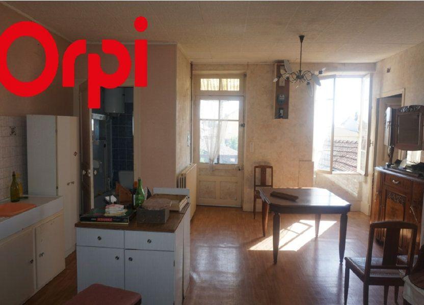 Maison à vendre 200m2 à Romenay