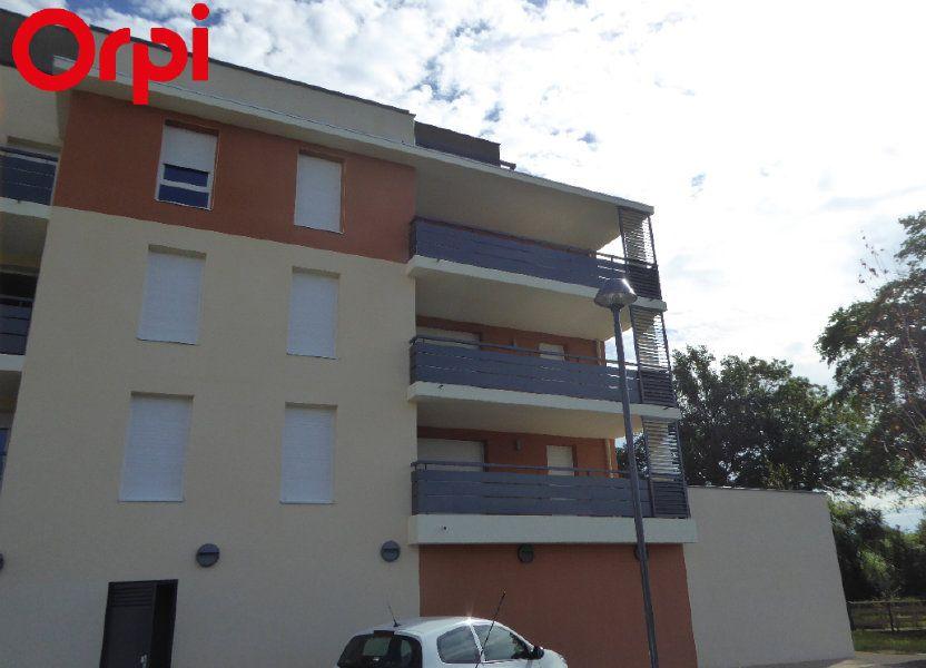 Appartement à vendre 75.48m2 à Montrevel-en-Bresse