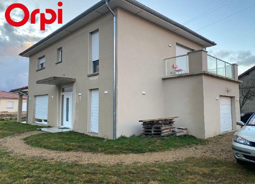 Maison à vendre 150m2 à Attignat