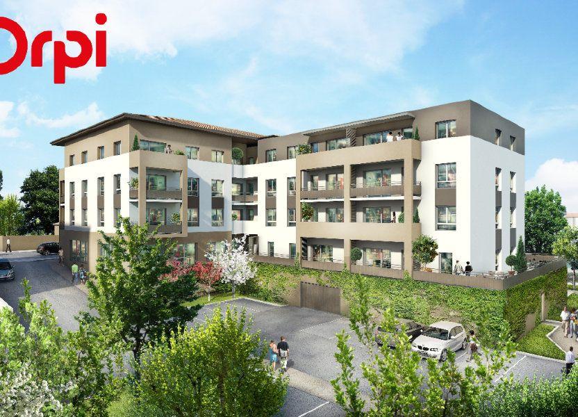 Appartement à vendre 54m2 à Montrevel-en-Bresse