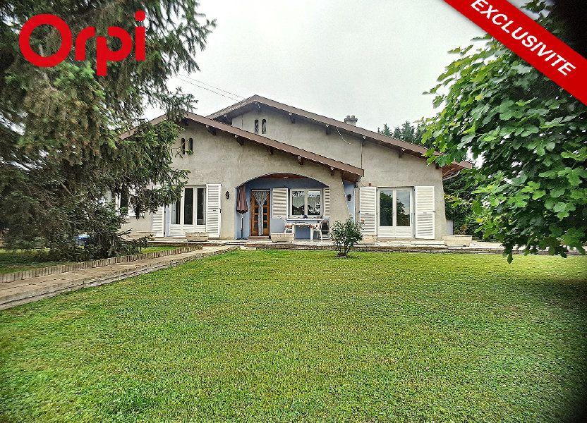 Maison à vendre 104m2 à Foissiat