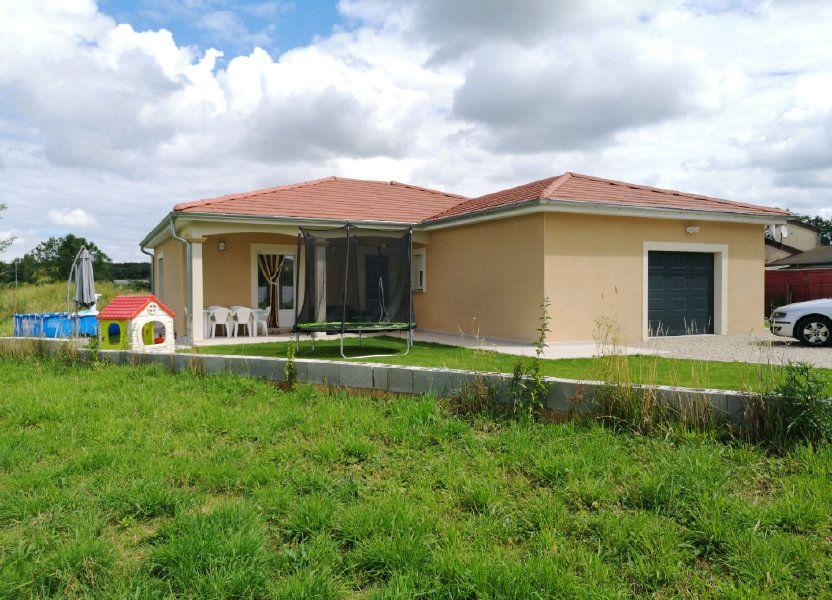 Maison à vendre 116.55m2 à Saint-Étienne-du-Bois