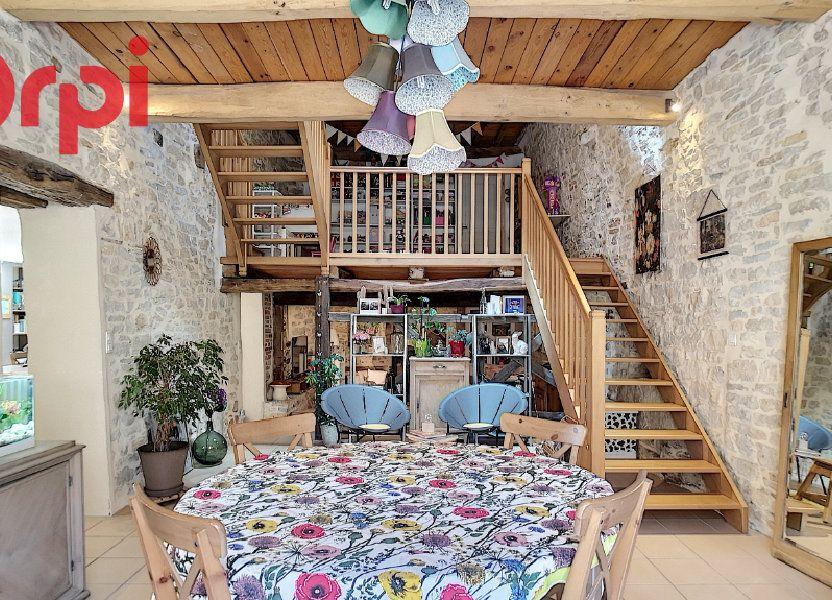 Maison à vendre 235m2 à Saint-Étienne-du-Bois