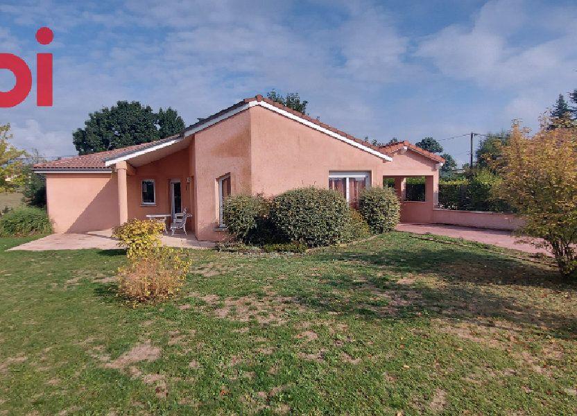 Maison à vendre 123m2 à Bâgé-le-Châtel