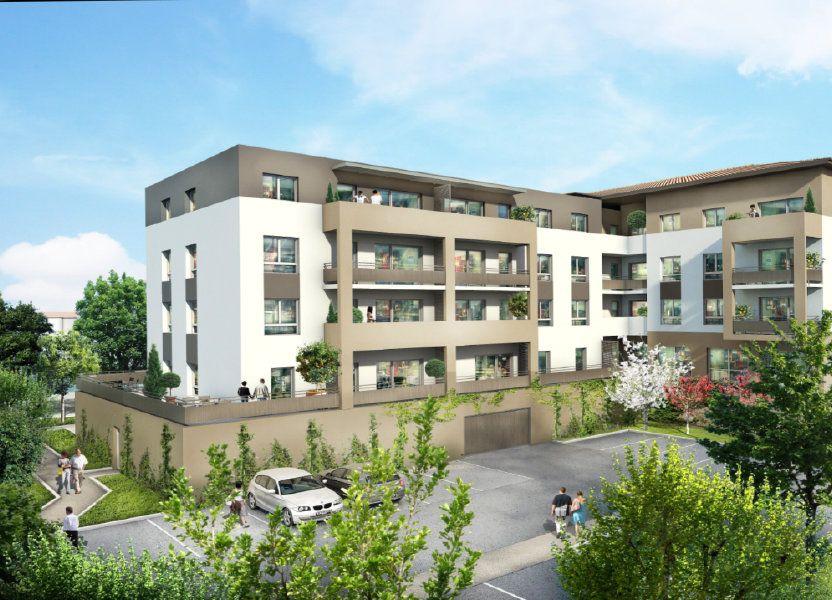 Appartement à vendre 47.67m2 à Montrevel-en-Bresse