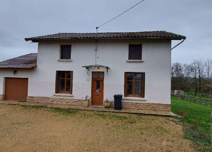 Maison à vendre 76m2 à Servignat