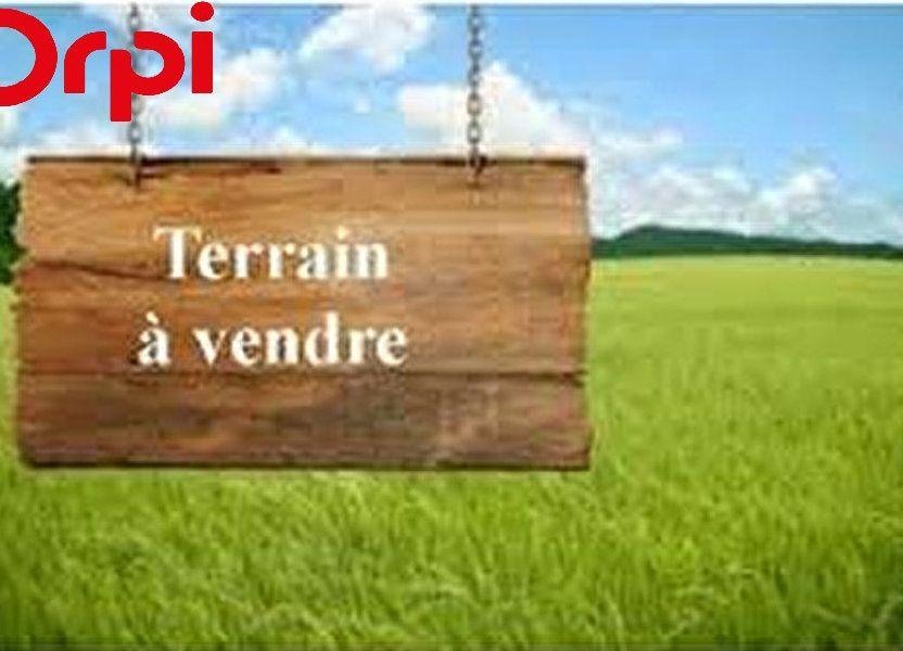 Terrain à vendre 797m2 à Cras-sur-Reyssouze