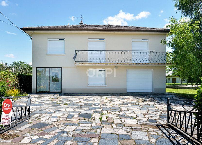 Maison à vendre 140m2 à Foissiat