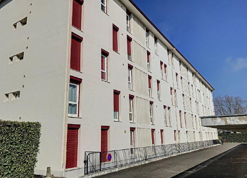 Appartement à vendre 49.4m2 à Pau